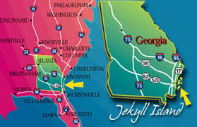jekyll island map jekyll island in 2010 and 1975 maps ancient and