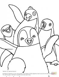 amazing story of a dancer penguin mumble happy feet 20 happy feet
