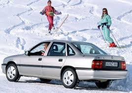 opel vectra 1995 sport 25 years ago the first opel vectra modernized the mid size class