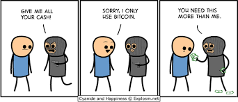 Bitcoin Meme - what are the funniest bitcoin mining jokes comics and memes quora