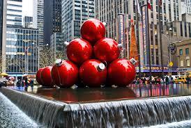 New York City Christmas Tree Ornament by Andykazie Photo Keywords Christmas Ny