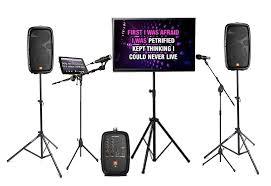 rent karaoke machine digital karaoke machine rentals in denver colorado