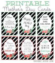 mothers day stuff free s day printables cards prints sohosonnet
