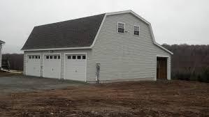 gambrel garage gambrel grahamsville ny grey s woodworks