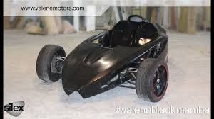 lexus trike uk the black mamba is an 810 hp electric trike