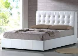 King Size Padded Headboard Tufted King Size Bed Selv Me
