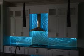 Led Backsplash by Glass Backsplashes By Downing Designs We Create Large Scale