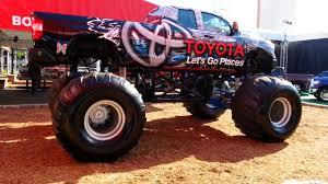 truck toyota toyota tundra monster truck youtube