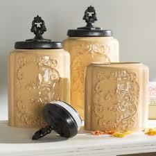 retro kitchen canisters retro kitchen canisters wayfair