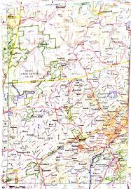 Western Pennsylvania Map by Have You Ever Tried To Find A Meteorite In A Strewn Field In
