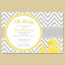 frog baby shower invitations rubber duck baby shower invitations