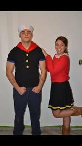 olive oyl costume diy popeye and olive oyl costume autumn awesome ness