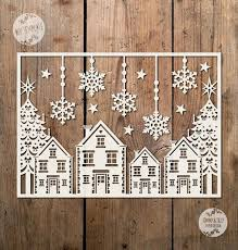 Christmas Decorations For Commercial Use by 58 Best Lasercut Christmas Decorations Images On Pinterest