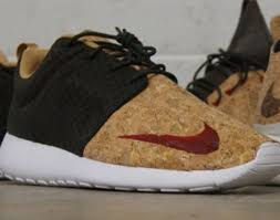 amac custom nike roshe run fb cork by amac customs freshness mag