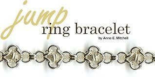 make jump rings images 109 1 jump ring bracelet jpg