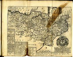 Map Of Kent England by Maps Of England Circa 1670 Kent 20 Of 40 38 Old Maps Of E U2026 Flickr