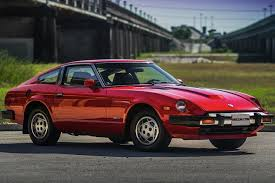 red nissan sports car the datsun 280zx a sports car of many names