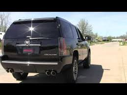 cadillac escalade performance upgrades corsa performance exhaust 2012 13 cadillac escalade