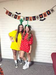 pineapple and strawberry halloween costumes halloween costumes