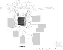 House Site Plan by Gallery Of Main Street House Shed Architecture U0026 Design 25