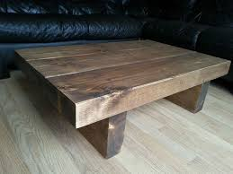 Furniture Homemade Coffee Table Solid Wood Coffee Table by 20 Best Wood Table Ideas Images On Pinterest Stairs Center