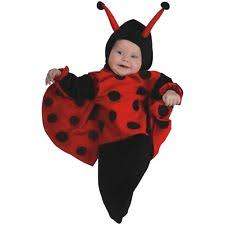 Newborn Baby Costumes Halloween Infant Ladybug Costume Ebay