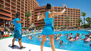 holidays in benalmadena with organized activities for adults