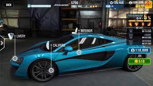 mclaren p1 custom paint job csr2 mclaren 570s paint job youtube