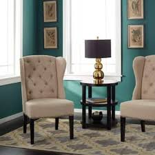 Dining Room Wingback Chairs Wingback Chairs Kitchen Dining Room Chairs For Less Overstock