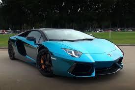Lamborghini Aventador Chrome - lamborghini aventador blue chrome purple lamborghini hd wallpaper