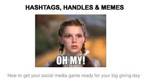 Meme Hashtags - hashtags memes and handles oh my