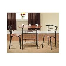 Kitchen Bistro Table And 2 Chairs Amazon Com Bistro Table Set Indoor For 2 Kitchen Small Kitchen
