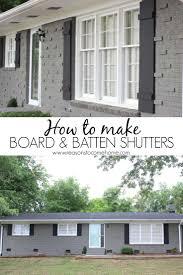 best 25 board and batten shutters ideas on pinterest window
