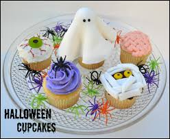 potlucks on the porch halloween cupcakes and teaching teens or