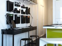 bureau mural ikea bureau à domicile moderne aménagement et décoration bureaus