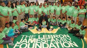 With Challenge Lebron Donates 42 Million Dollars To Send 1 100 With
