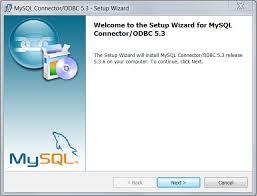 cara membuat koneksi database mysql menggunakan odbc mysql connector odbc developer guide