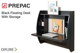 Prepac Floating Desk by Liberty Furniture