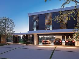 3 car garage door part one modern mansion with wrap around pool and glass walled