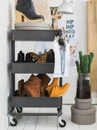 råskog utility cart 36 creative ways to use the råskog ikea kitchen cart