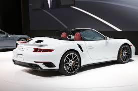 porsche carrera 911 turbo 2017 porsche 911 turbo turbo s pack even more power