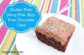 gluten dairy u0026 egg free chocolate cake frosting recipe