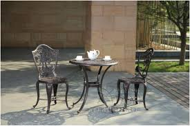 Discount Cast Aluminum Patio Furniture by Online Buy Wholesale Outdoor Cast Aluminum Patio Furniture From