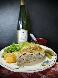 recette de cuisine alsacienne tourte alsacienne au riesling les recettes de l alsacienne