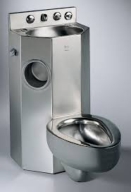 Sink Design by Bradley Security Sink And Toilet Combination Product Design