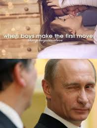 When Boys Meme - when boys make the first move