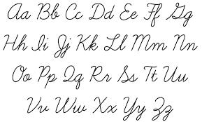 cursive alphabet worksheets free worksheets library download and