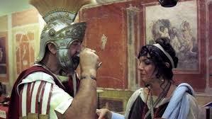 banchetti antica roma dall orto dell antica roma la focaccia gladiatore la