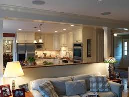Open Concept Kitchen Living Room Small Space Best 25 Small Open Plan Kitchens Ideas On Pinterest Kitchen