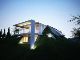 Amazing Houses 15 Amazing Homes Built Right Into Nature